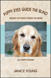 Puppy Eyes Guide the Blind