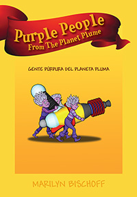 Purple People From The Planet Plume
