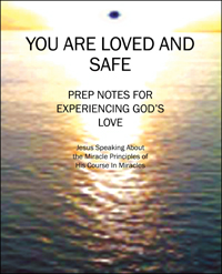 YOU ARE LOVED AND SAFE