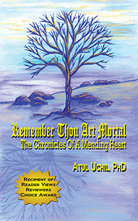 Remember Thou Art Mortal book cover