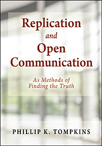 Replication and Open Communication