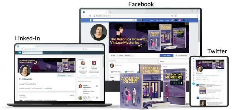 Social Media Profile Graphic