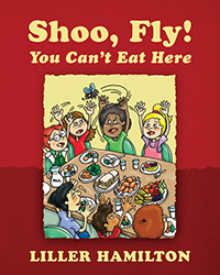 Shoo, Fly! You Can't Eat Here