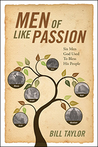 Men Of Like Passion