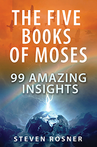 The Five Books of Moses:  99 Amazing Insights