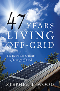 47 Years Living Off-Grid