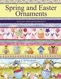 Spring and Easter Ornaments