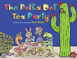 The Polka Dot Tea Party
