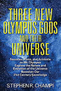 Three New Olympus Gods and Their Universe