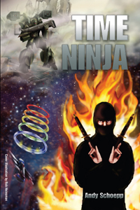 Time Ninja book cover