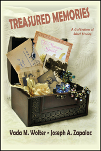 Treasured Memories by Vada M. wolter and Joseph A. Zapalac