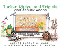 Tucker, Ripley, and Friends Visit Asbury Woods