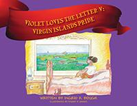 """Violet Loves the Letter """"V"""": Virgin Islands Pride"""