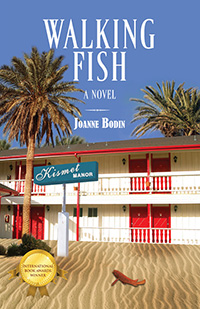 Walking Fish by Joanne Bodin