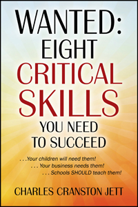 WANTED: Eight Critical Skills You Need To Succeed