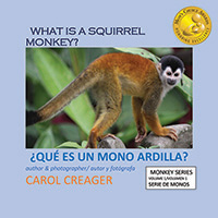What Is a Squirrel Monkey