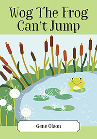 Wog The Frog Can't Jump