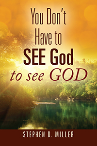 You Don't Have to SEE God to see GOD